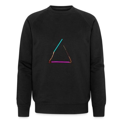 3eck - Dreieck - triangle - Männer Bio-Sweatshirt von Stanley & Stella