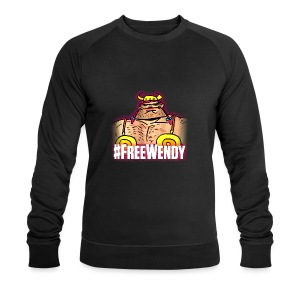 #FreeWendy - Men's Organic Sweatshirt by Stanley & Stella
