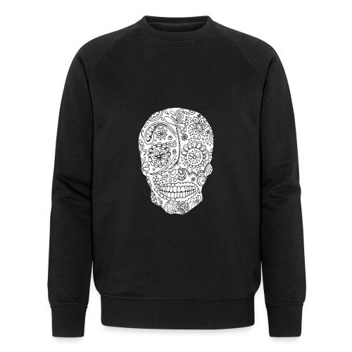 Sugar Skull - Sweat-shirt bio Stanley & Stella Homme