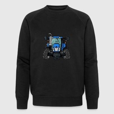 0646 NewHolland - Ekologisk sweatshirt herr från Stanley & Stella