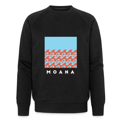 Blue Moana - Spirit of the Sea by Te-Moana - Männer Bio-Sweatshirt von Stanley & Stella