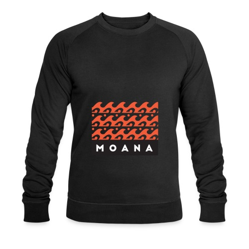 Moana means Spirit of the Ocean by Te-Moana - Männer Bio-Sweatshirt von Stanley & Stella