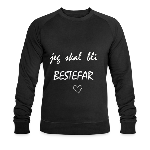 Bestefar Collection - Økologisk sweatshirt for menn fra Stanley & Stella