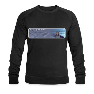 Radio PARALAX Classic-Logo - Männer Bio-Sweatshirt von Stanley & Stella