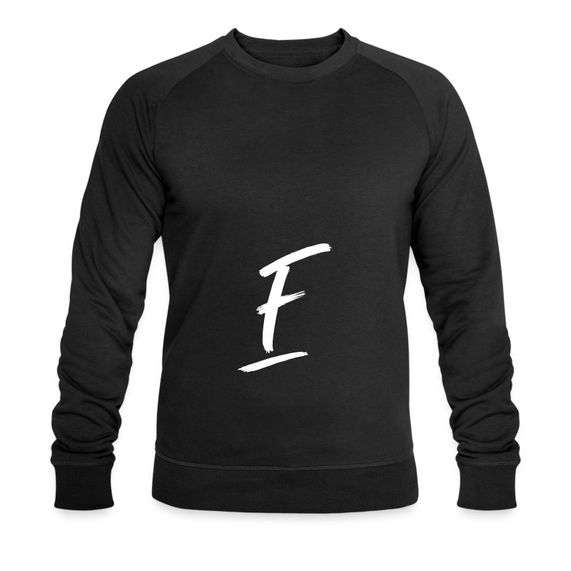 Radio Fugue F Blanc - Sweat-shirt bio Stanley & Stella Homme