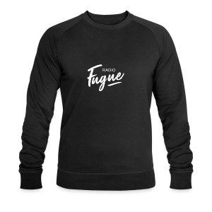 Radio Fugue Blanc - Sweat-shirt bio Stanley & Stella Homme