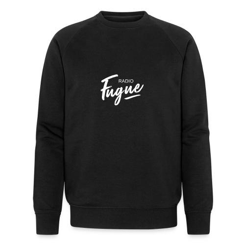 Radio Fugue Blanc - Sweat-shirt bio Stanley & Stella Homme