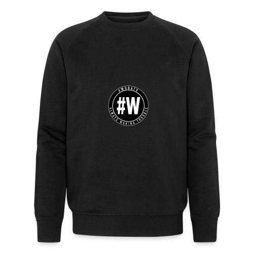 WHOA TV - Men's Organic Sweatshirt by Stanley & Stella