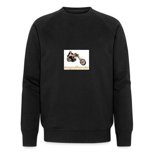 enjoytheride - Sweat-shirt bio Stanley & Stella Homme