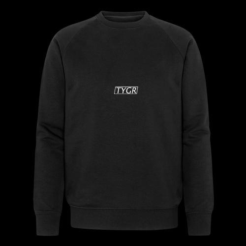 TYGR Box Design - Men's Organic Sweatshirt by Stanley & Stella