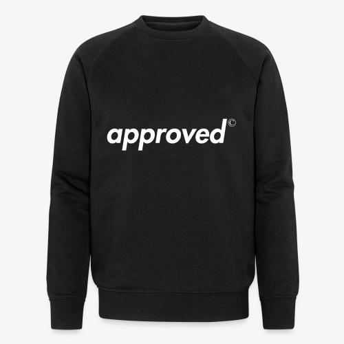 approved © by alphyne - Felpa ecologica da uomo di Stanley & Stella