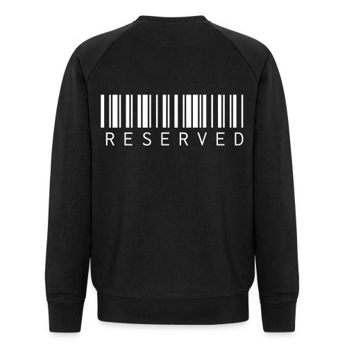 Reserved - Männer Bio-Sweatshirt von Stanley & Stella
