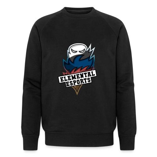 Elemental eSports | 2018 Logo - Økologisk Stanley & Stella sweatshirt til herrer