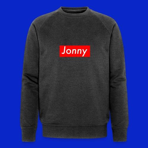 Jonny - Men's Organic Sweatshirt by Stanley & Stella