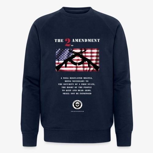 2nd Amendment - Männer Bio-Sweatshirt von Stanley & Stella