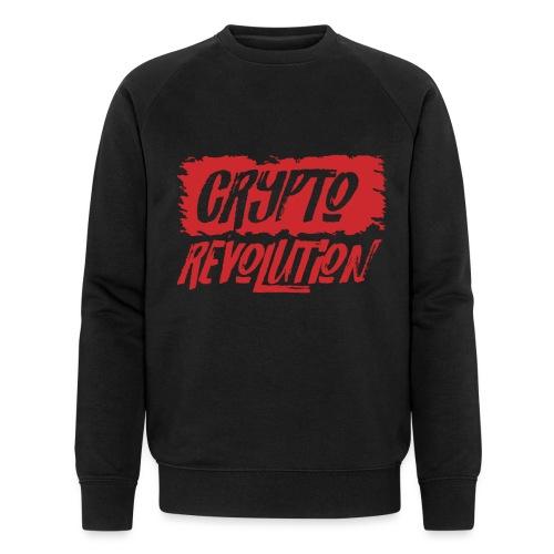 Crypto Revolution - Men's Organic Sweatshirt by Stanley & Stella