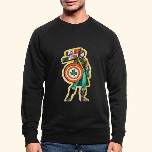 CAPTAIN IRELAND AYHT - Men's Organic Sweatshirt
