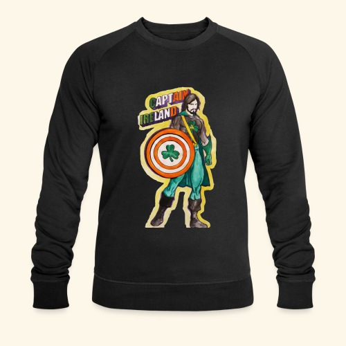 CAPTAIN IRELAND AYHT - Men's Organic Sweatshirt by Stanley & Stella