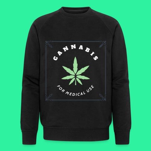 CANNABIS - Männer Bio-Sweatshirt von Stanley & Stella