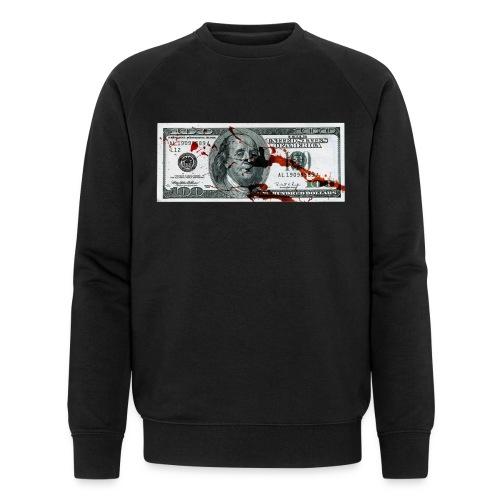 bloodydollar - Ekologisk sweatshirt herr från Stanley & Stella