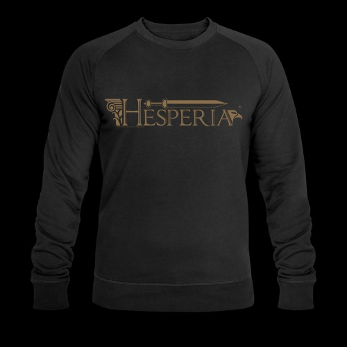 New Roman Logo - Men's Organic Sweatshirt