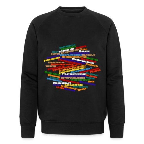 Citycloud - Mannen bio sweatshirt