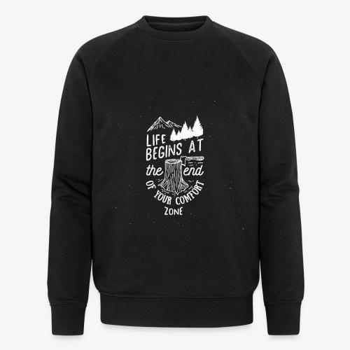 comfortzone - Men's Organic Sweatshirt