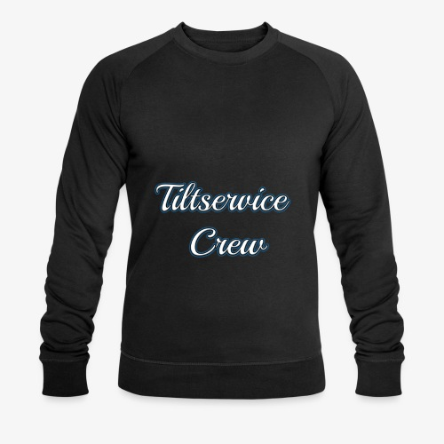 Tiltservice Crew - Ekologisk sweatshirt herr från Stanley & Stella