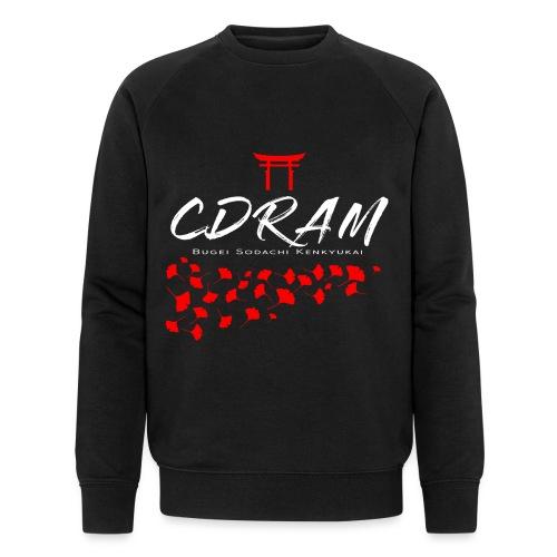 CDRAM Ginko - Sweat-shirt bio Stanley & Stella Homme