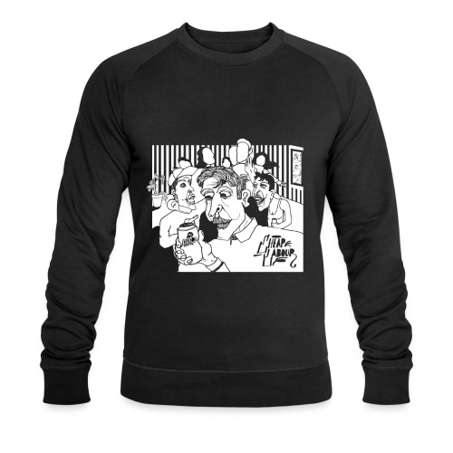 Cheap Labour Album Cover - Ekologisk sweatshirt herr från Stanley & Stella
