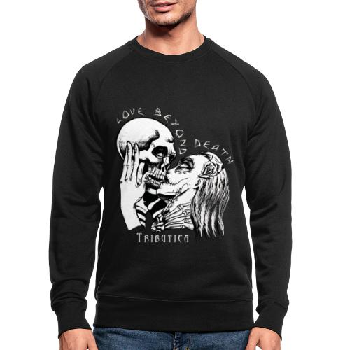Love Black - Männer Bio-Sweatshirt