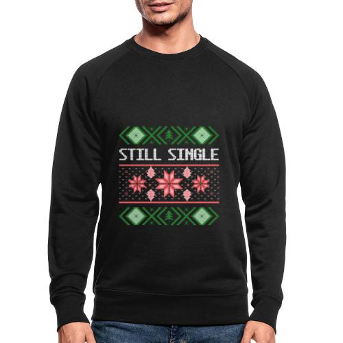 Morsom julegenser - Økologisk sweatshirt for menn