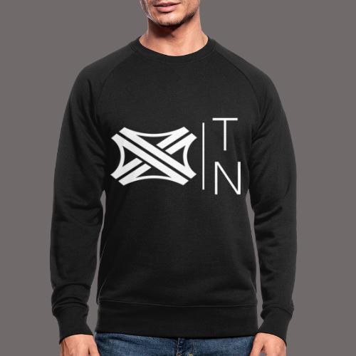 Tregion logo Small - Men's Organic Sweatshirt