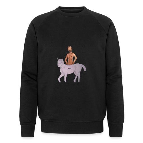 Das Biturmemehorn - Männer Bio-Sweatshirt von Stanley & Stella