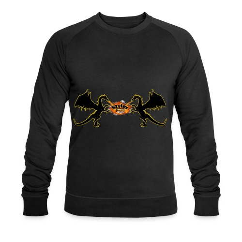 Styler Draken Design - Mannen bio sweatshirt van Stanley & Stella