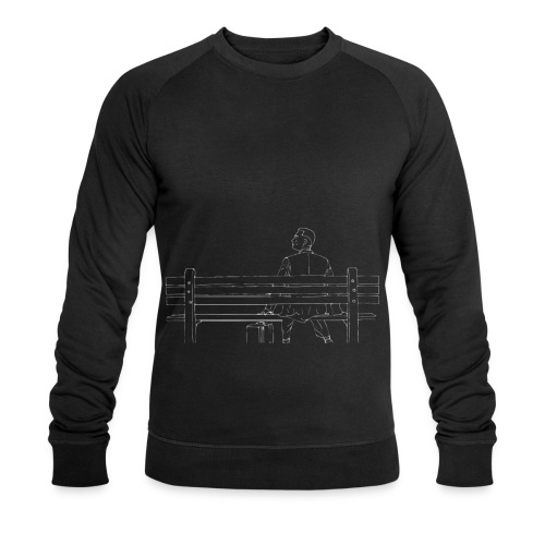 Chocolates - Men's Organic Sweatshirt
