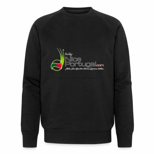 NicePortugal.com Logo - Felpa ecologica da uomo di Stanley & Stella