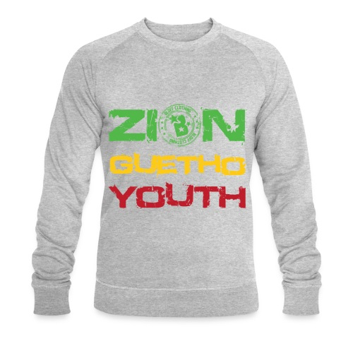 Zion Guetho Youth - Sudadera ecológica hombre