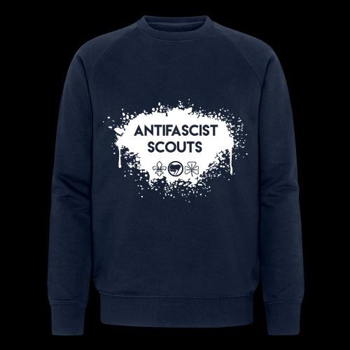 Antifascist Scouts - Men's Organic Sweatshirt