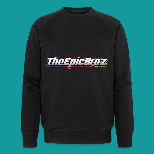 TheEpicBroz - Mannen bio sweatshirt van Stanley & Stella