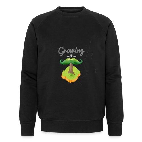 Moustache tree - Men's Organic Sweatshirt by Stanley & Stella