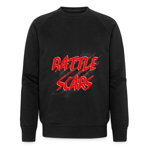 Battle Scars Merchandise - Men's Organic Sweatshirt by Stanley & Stella