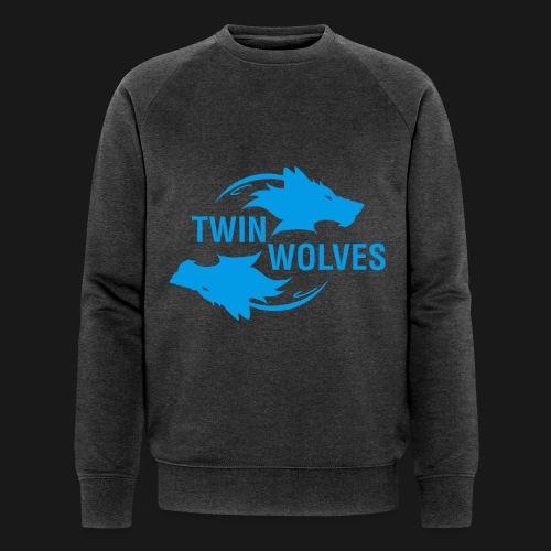 Twin Wolves Studio - Felpa ecologica da uomo di Stanley & Stella