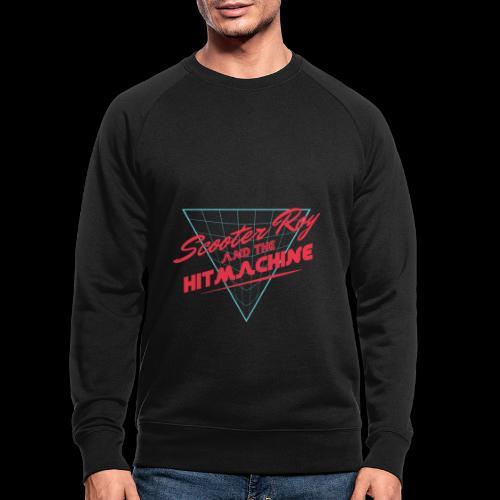 ScooterRoy and the Hitmachine - Mannen bio sweatshirt