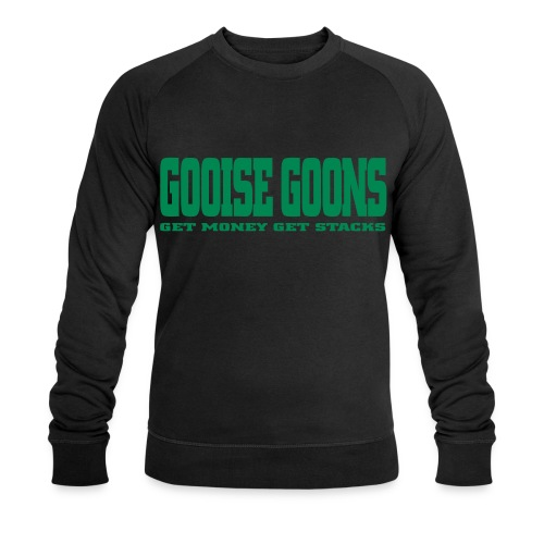 GOOISE GOONS - Mannen bio sweatshirt van Stanley & Stella