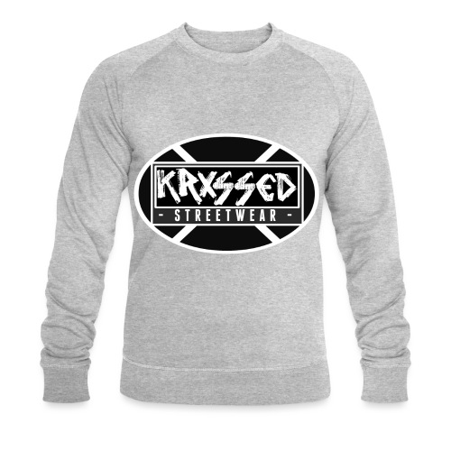 KRXSSED BASIC - Mannen bio sweatshirt