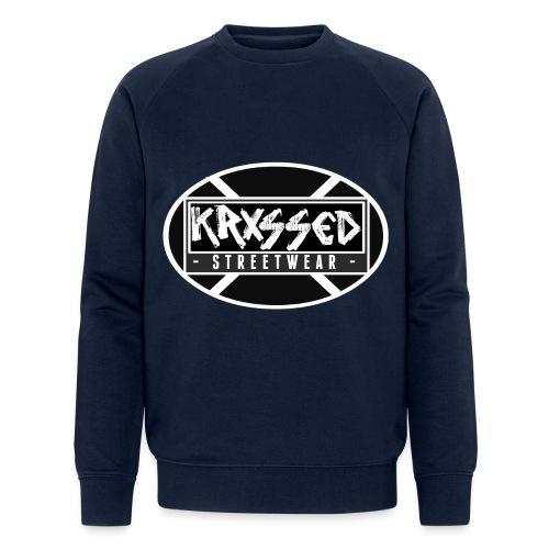 KRXSSED BASIC - Mannen bio sweatshirt