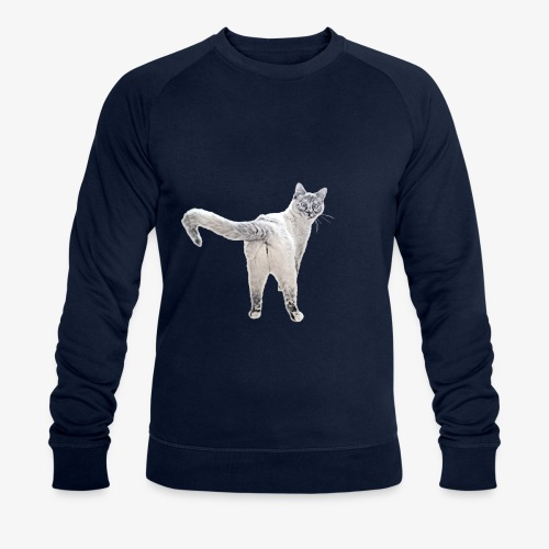 snow1 - Men's Organic Sweatshirt by Stanley & Stella
