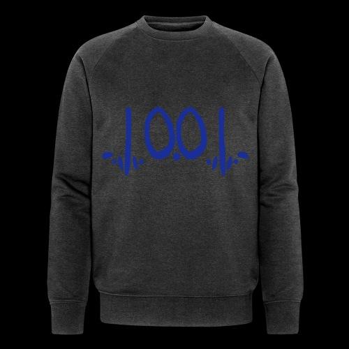 fukOf - Männer Bio-Sweatshirt von Stanley & Stella