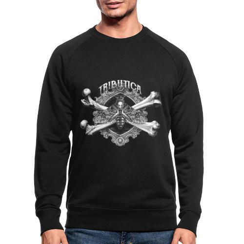Acherontia Atropos by Tributica® - Männer Bio-Sweatshirt